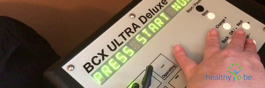 BCX ULTRA: Radio Frequency Instrument/Ray Tubes